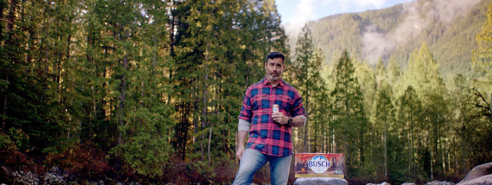 Busch Will Plant a Tree in Your Name for Not Skipping This
