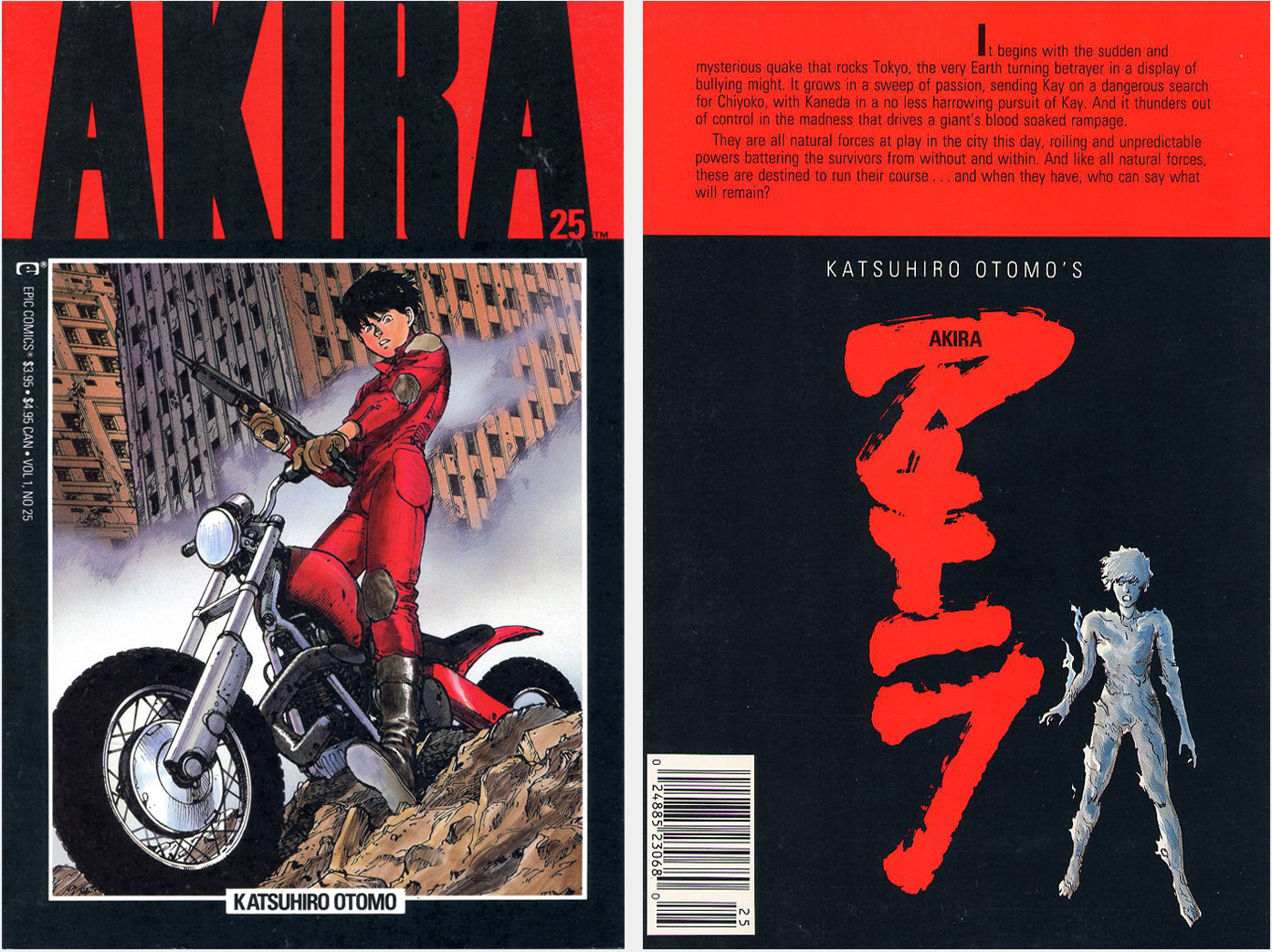 My Best Friend Akira How The Iconic Manga Got Me Through 7th Grade Muse By Clio