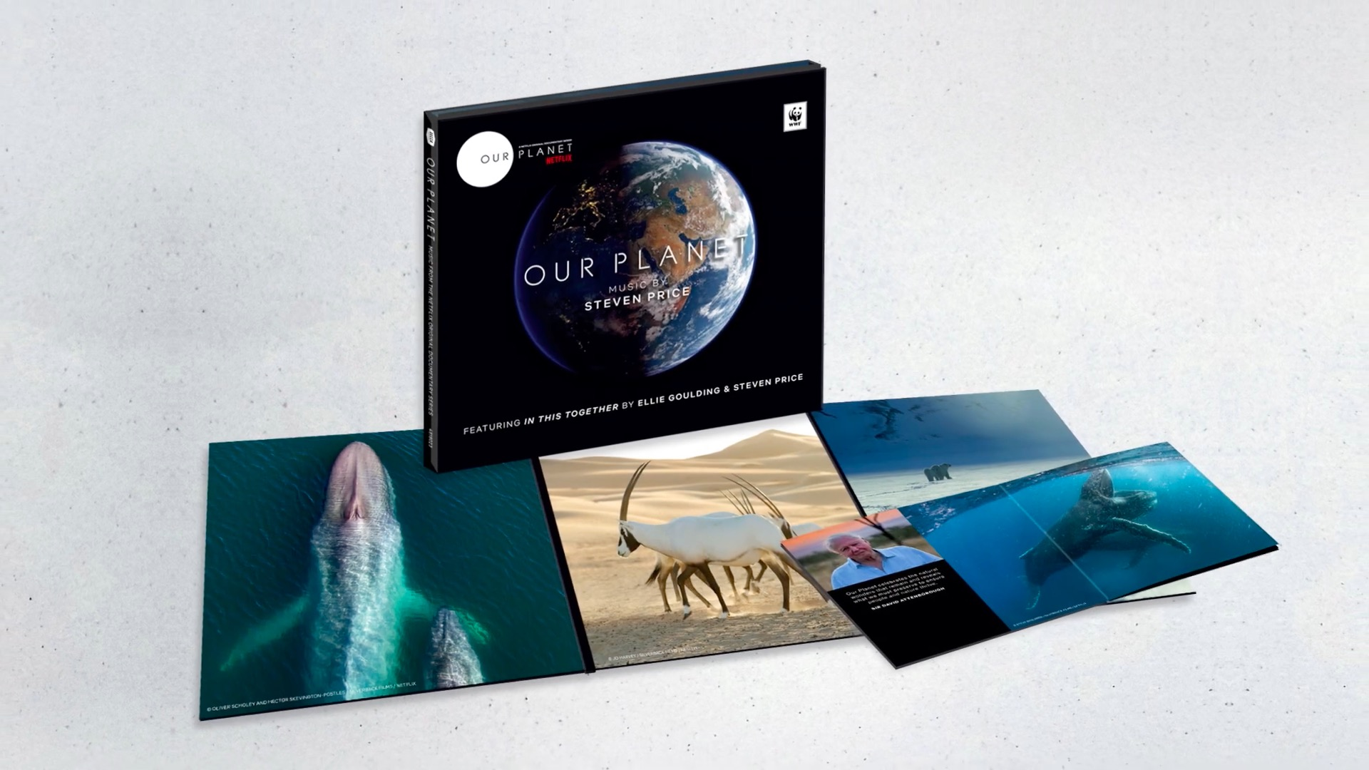 Netflix's 'Our Planet' Is Green Down to the Soundtrack's