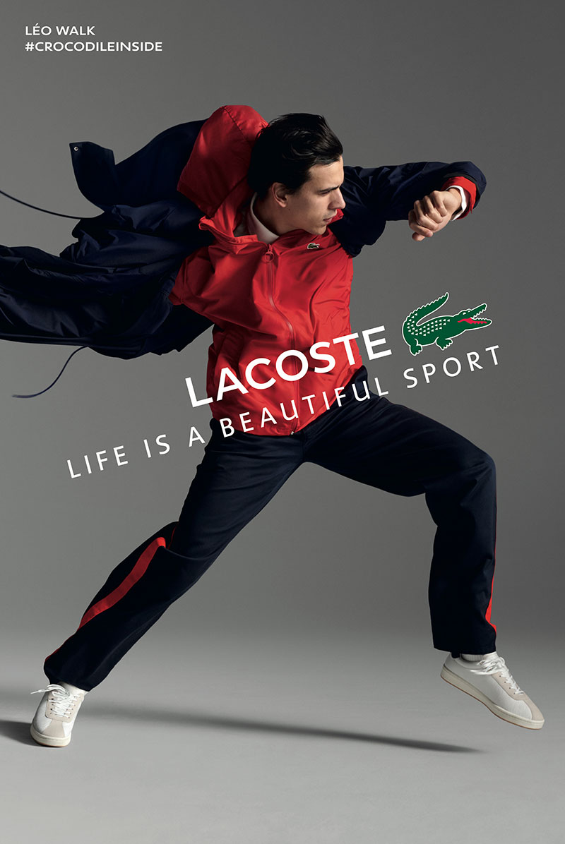 Depicts Destruction Epic Ad Betc Love's From In Lacoste And WD2I9HEY