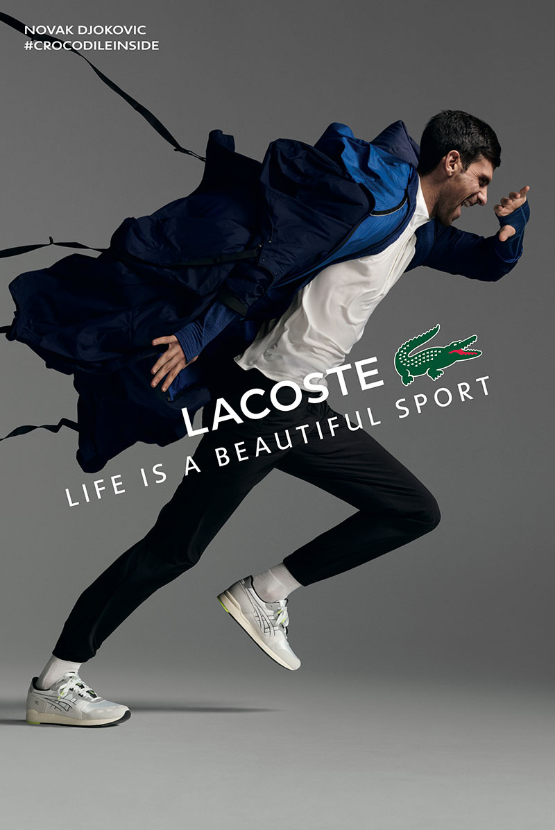 Epic Ad Lacoste And Betc In Love's Destruction Depicts From 6Yfy7gvb