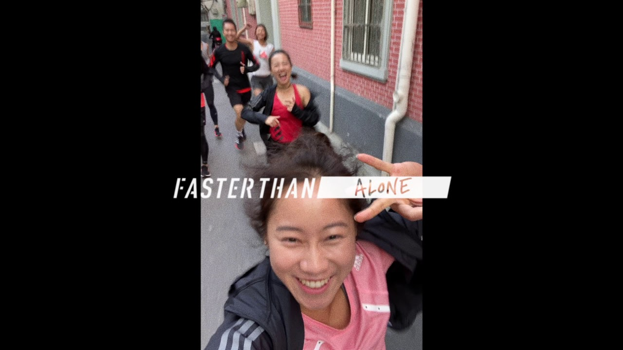 Fast Means More Than Speed In Global Running Ads From Adidas Muse By Clio