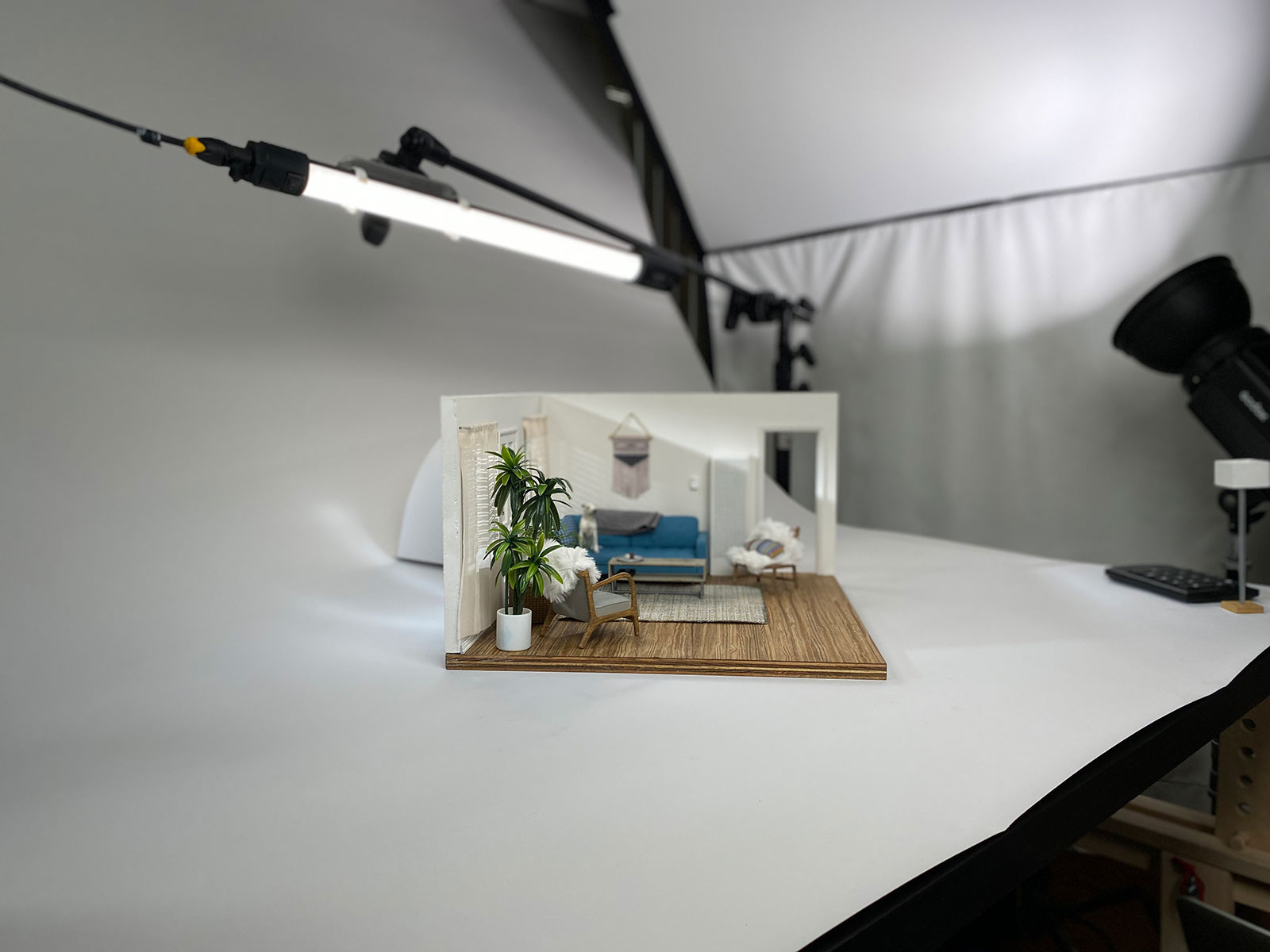 Behr Will Transform A Room You Want Painted Into A Mini Diorama Muse By Clio