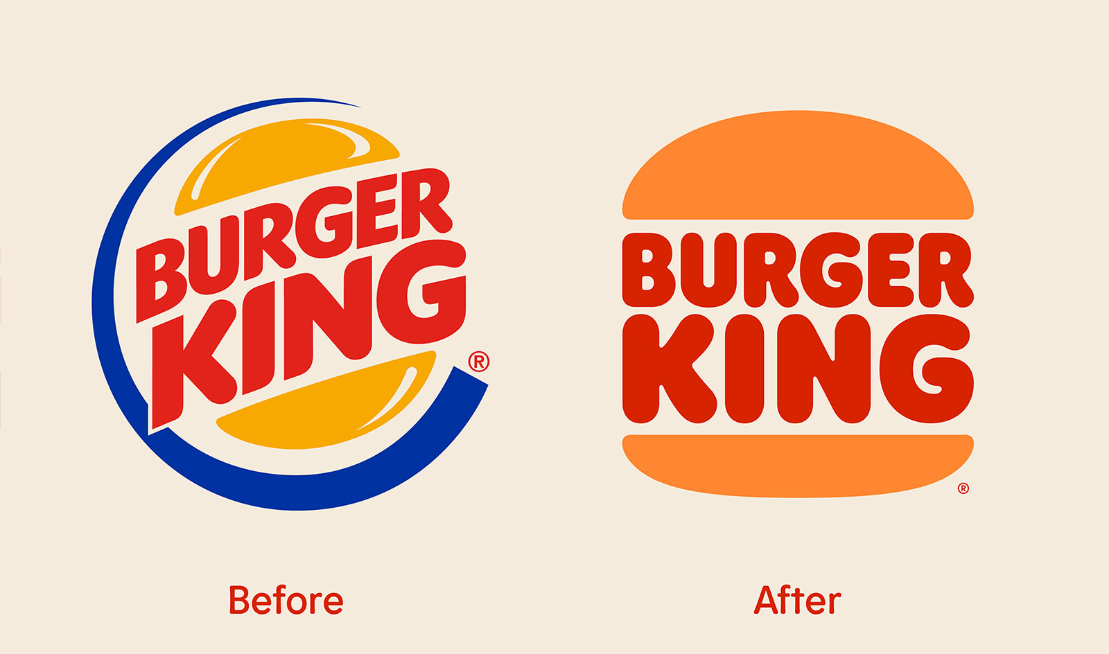 Burger King's New Logo Is a Blast From the Past | Muse by Clio