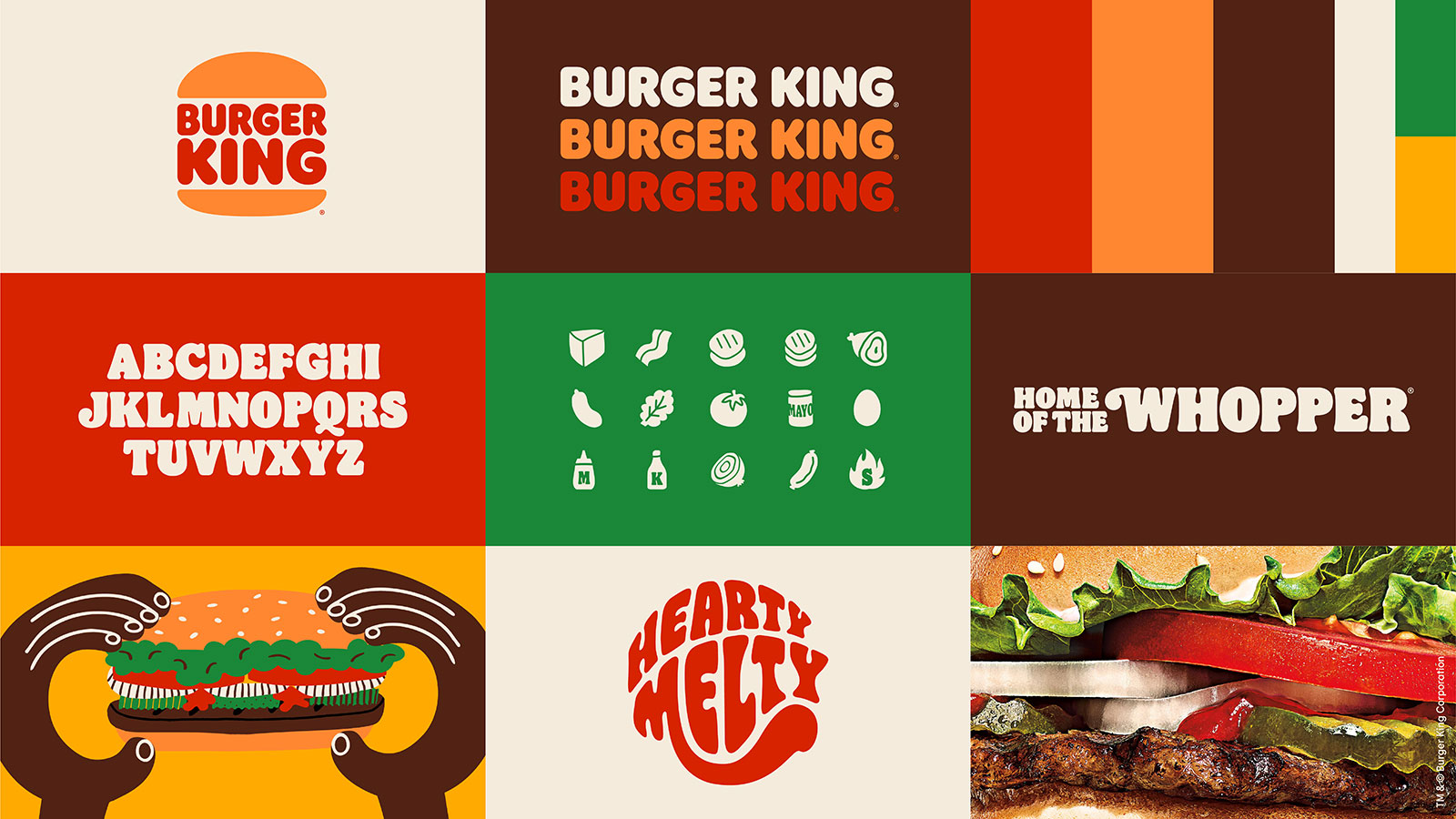 Burger King's New Logo Is a Blast From the Past   Muse by Clio
