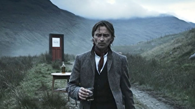 Inside Johnnie Walker and Robert Carlyle's Brand Film for the Ages