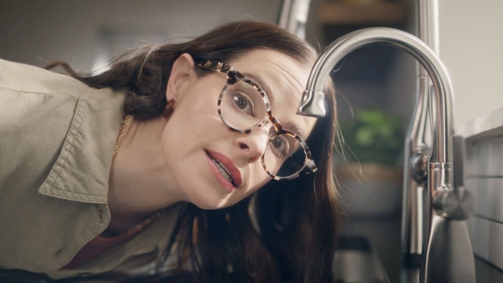 Delta Faucet Pivots From Trade Show to a Livestream With Emily Hampshire