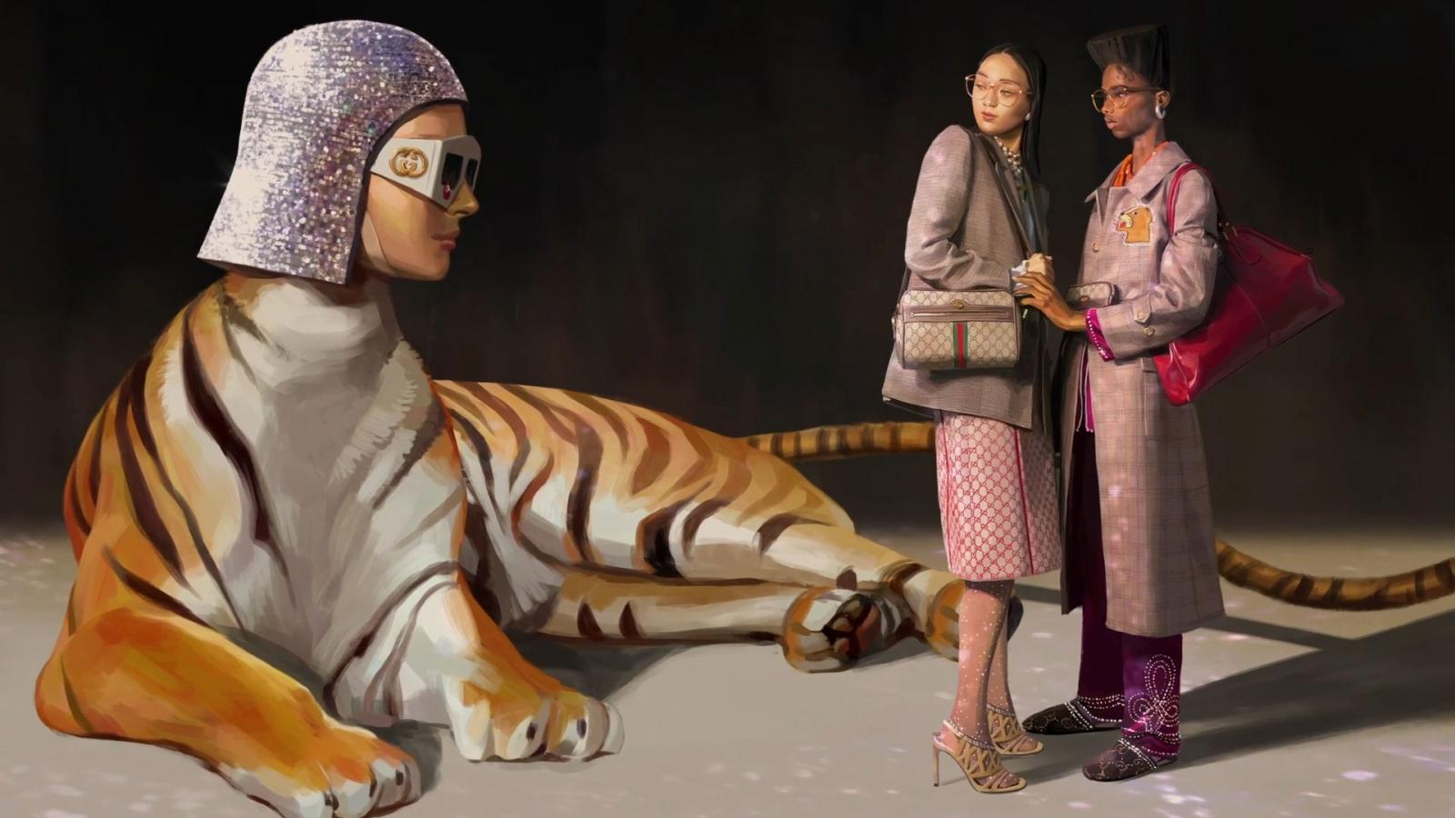 cb612c74 How Gucci Is Getting Everything So Right | Muse by Clio