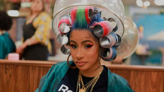 Cardi B Muse By Clio
