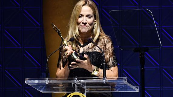 Sheryl Crow at the Clio Music Awards in September