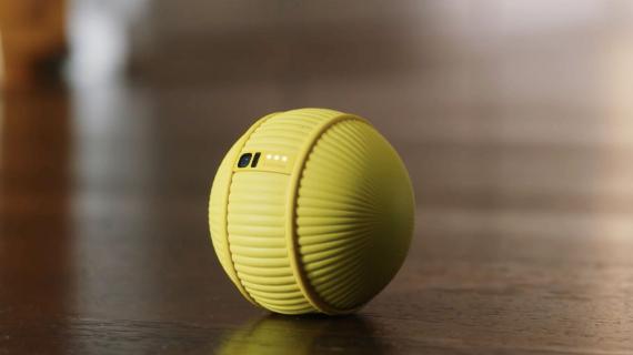 Samsung's Ballie robot