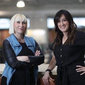 Profile picture for user Marisstella Marinkovic and Sara Bamossy